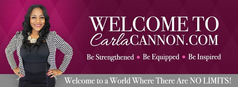 Welcome to Carla Cannon.com