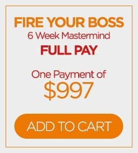 Fire Your Boss Mastermind